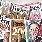 Топ-5 миллиардеров от Forbes
