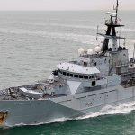 Британия направила свой корабль в Ла-Манш для слежки за российским судном