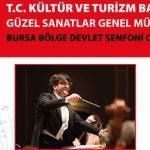 В Культурном центре имени Ататюрка в Бурсе состоялся симфонический концерт с участием азербайджанских и турецких музыкантов