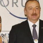 Лейла Алиева приняла участие на гала-концерте Международного детского фестиваля «Зима-2019»