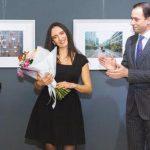 Шагнуть в Стокгольм: в Баку проходит выставка Ирады Асадовой