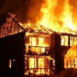 Число жертв пожара в одесском колледже увеличилось до пяти