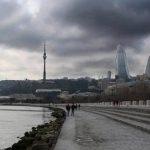 В выходные в Азербайджане ожидается снег