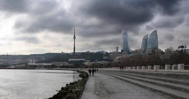 Завтра в Баку и на Абшероне в основном без осадков