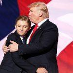 Младший сын Трампа заразился коронавирусом