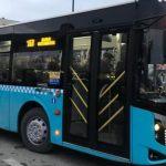 В Баку начали функционировать 12-метровые автобусы (ФОТО)