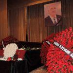 Состоялась церемония прощания с Евдой Абрамовым