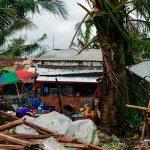 На Филиппинах жертвами тайфуна на Рождество стали 13 человек