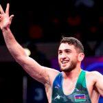 Азербайджанский борец завоевал Кубок АЛРОСА