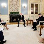 Президент Ильхам Алиев дал интервью группе местных журналистов по итогам года