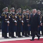 В Баку прибыл король Иордании