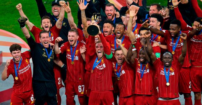 «Ливерпуль» признали самым популярным клубом Британии