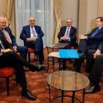 В Словакии проходит встреча между главами МИД Азербайджана и Армении