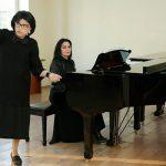 В Бакинской музыкальной академии имени Узеира Гаджибейли проведены мастер-класс