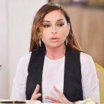Мехрибан Алиевой поздравила азербайджанский народ в связи с освобождением Агдама
