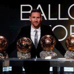 Федерация футбола Испании установит статую в честь Месси