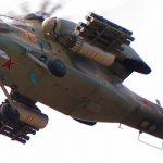 В Краснодарском крае разбился Ми-28