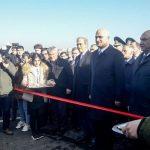 На азербайджано-российской границе открыли мост через реку Самур