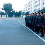 Наджмеддин Садыков представил личному составу новоназначенных начальников
