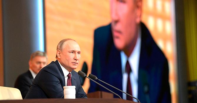 Путин: Россия готова к договоренностям в рамках ОПЕК+
