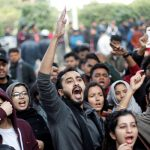 В Нью-Дели более 50 человек получили ранения в ходе массовых протестов