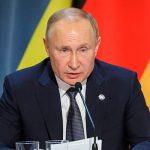 Путин выразил соболезнования Рухани в связи с жертвами коронавирусной инфекции
