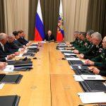 Путин видит в НАТО угрозу безопасности своей страны