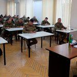 Проведены сборы командного состава Азербайджанской Армии