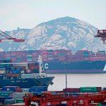 Объемы китайского экспорта в США значительно снизились