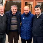 Главный тренер сборной Турции по футболу приехал в Баку