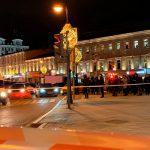 Скончался раненный на Лубянке второй сотрудник