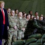 Трамп заявил, что не будет отправлять военных в Саудовскую Аравию