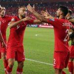 Турция сохранила свои позиции в рейтинге ФИФА