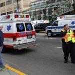 В пригороде Нью-Йорка у синагоги неизвестный напал с ножом на людей