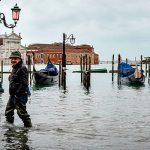 Наводнение в Венеции нанесло миллионный ущерб собору Святого Марка