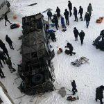 Страшная авария в России: 19 погибших