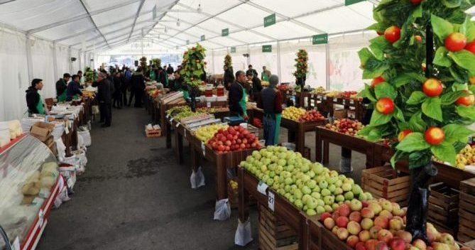 В Баку и на Абшероне открылись сельскохозяйственные ярмарки