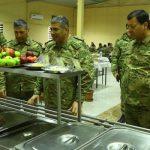 Закир Гасанов принял участие в открытии новых военных объектов инженерного назначения в прифронтовой зоне