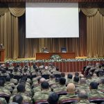 Проводятся сборы командного состава азербайджанской армии