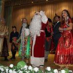 Для детей военнослужащих были организованы бесплатные новогодние мероприятия