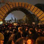 В Иране начались массовые антиправительственные акции протеста из-за сбитого украинского самолета