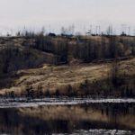 В Баку осушено загрязненное нефтяными отходами озеро