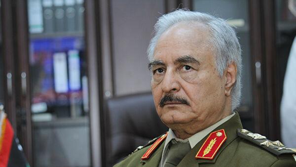 Хафтар и посол США обсудили урегулирование в Ливии, сообщили в ЛНА