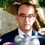 """Аскер Алекперов: """"В настоящее время идет работа по созданию центрального района Баку"""""""