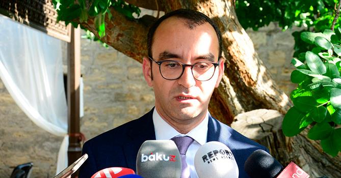 Аскер Алекперов: «В настоящее время идет работа по созданию центрального района Баку»