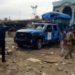 Авиабаза недалеко от Багдада подверглась обстрелу