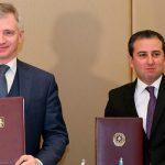 Между столицами Азербайджана и России подписан протокол о культурном сотрудничестве