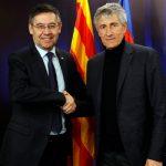 Бартомеу: «Однажды Чави станет тренером «Барселоны», не сомневаюсь»