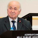 Скончался академик Бахадыр Тагиев