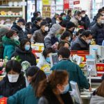 В Китае число жертв коронавируса достигло 1868 человек